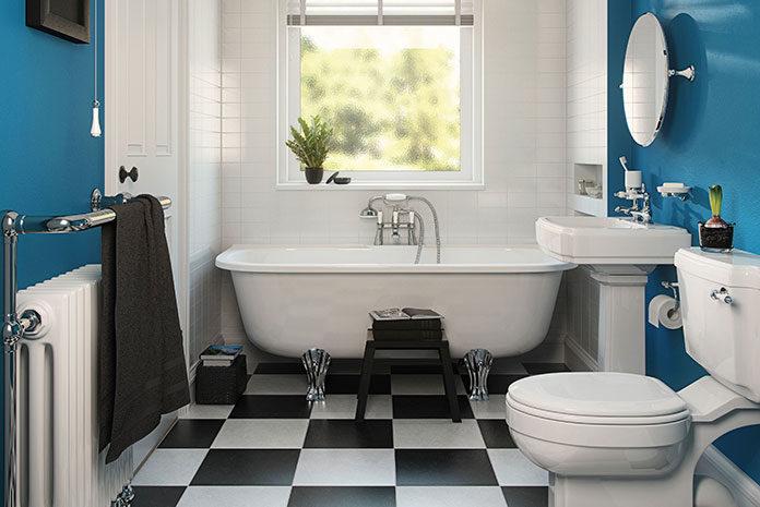Jak utrzymać porządek w łazience?