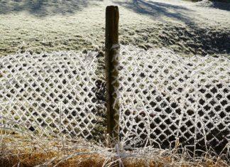 Słupki ogrodzeniowe metalowe
