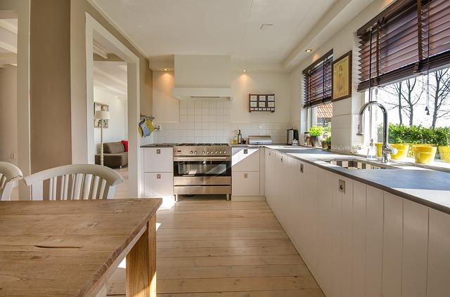 projekt kuchnii