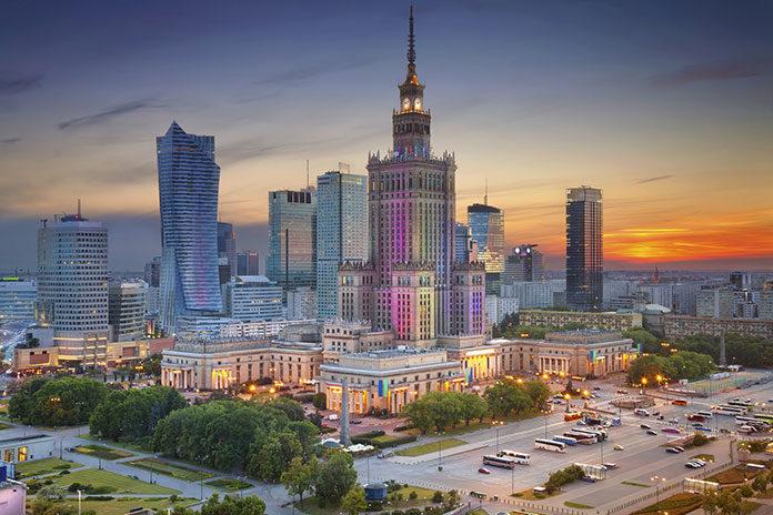 Mieszkanie w Warszawie - zalety