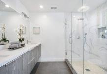 Kabina prysznicowa dla rodziców
