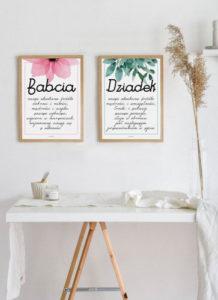 Plakat dla babci – czy to dobry pomysł na prezent?